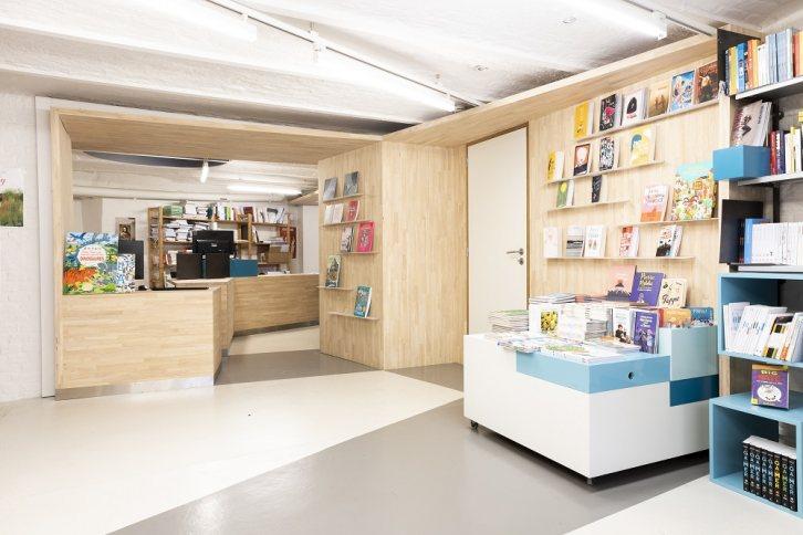 Librairie Pax Liège – DWG