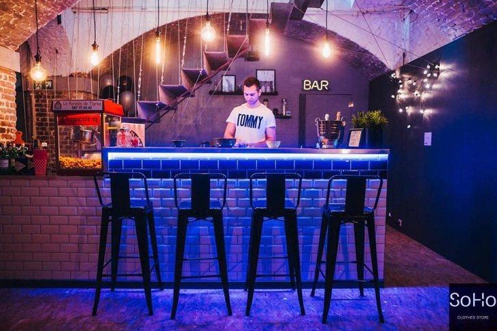 Bar à Gin SoHo Underground