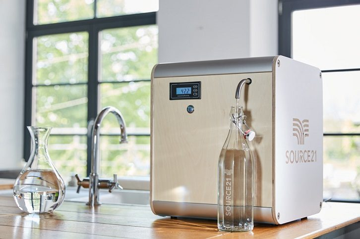 Source 21 - Purificateur d'eau