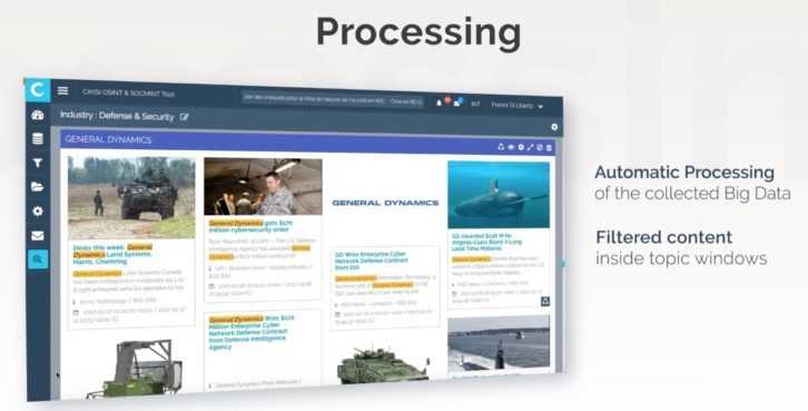 Cikisi automatic processing