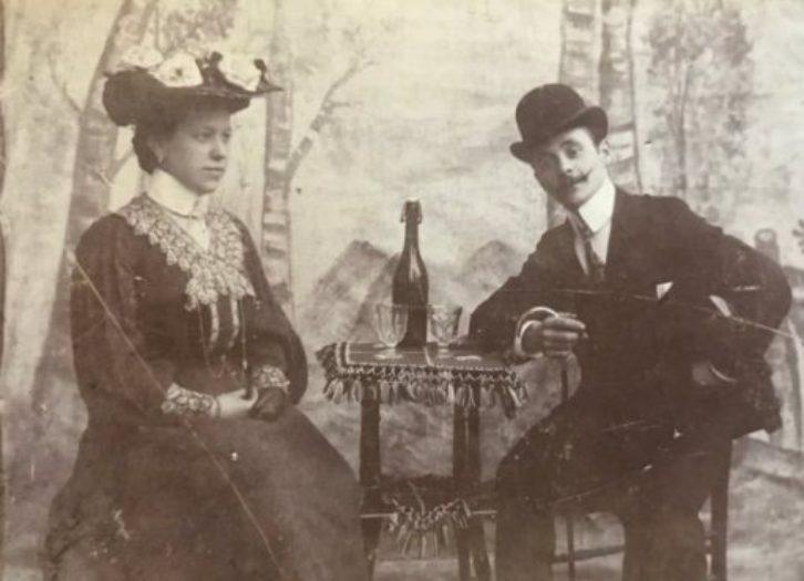 Gicopa photo ancienne des fondateurs