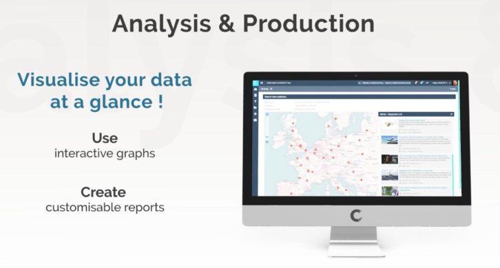 Cikisi analysis and production