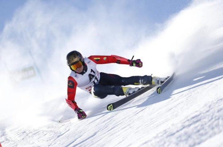 Armand Marchand skieur