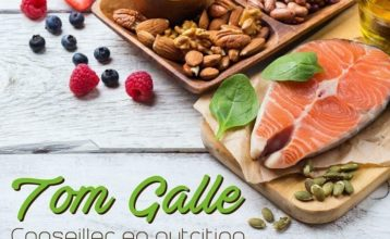 Conseiller en nutrition Tom Galle