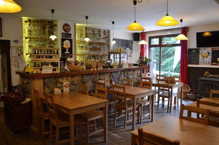 Le restaurant du Moulin de Baheyon