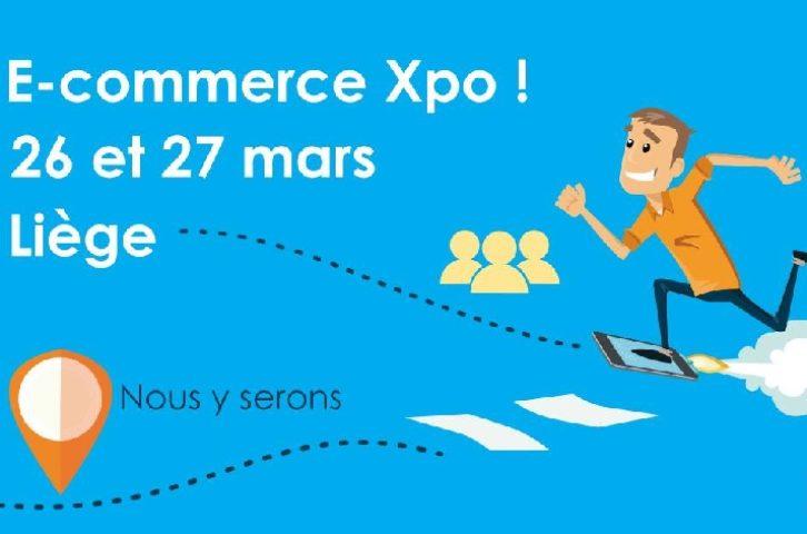 Foire e-commerce Liège xpo avec UCM